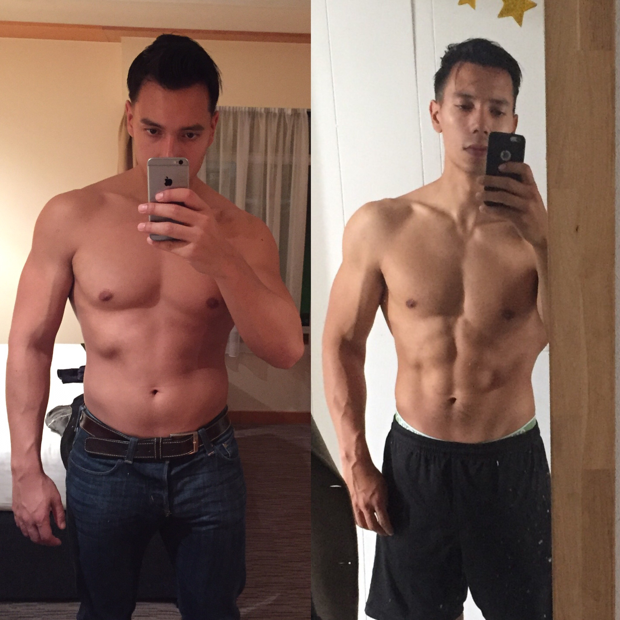 How I lost 10% bodyfat while traveling!
